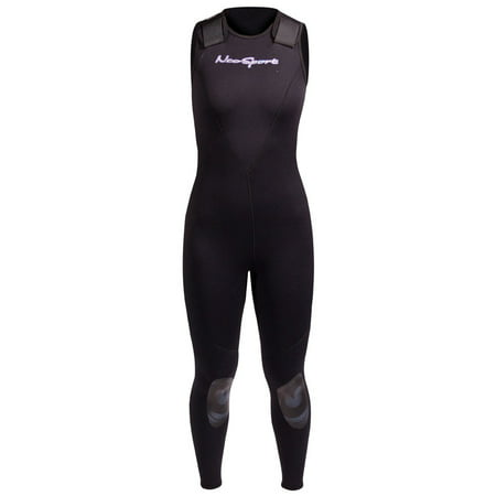 18917cf15e 7mm Women s NeoSport SCUBA Long Jane Wetsuit - Walmart.com