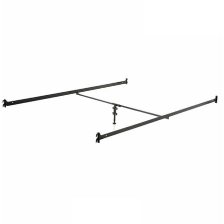 - Structures Hook-In Bed Rail System with Center Bar Support