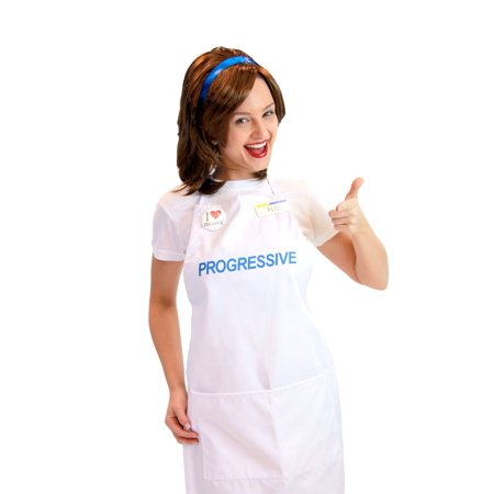 Progressive Collection Flo Insurance Girl Costume  One Size