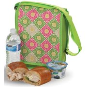 Picnic Plus PSM-444R Galaxy Lunch Bag, Red