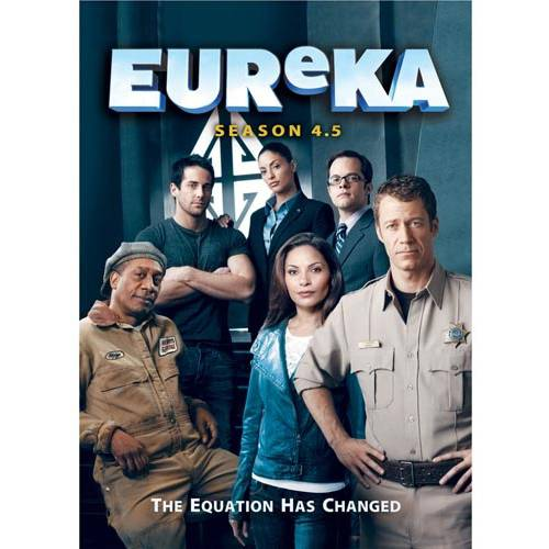 Eureka: Season 4.5 (Anamorphic Widescreen)
