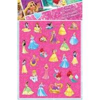 Disney Princess Sticker Sheets, 4ct