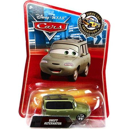 Disney Cars Final Lap Collection Swift Alternator Diecast