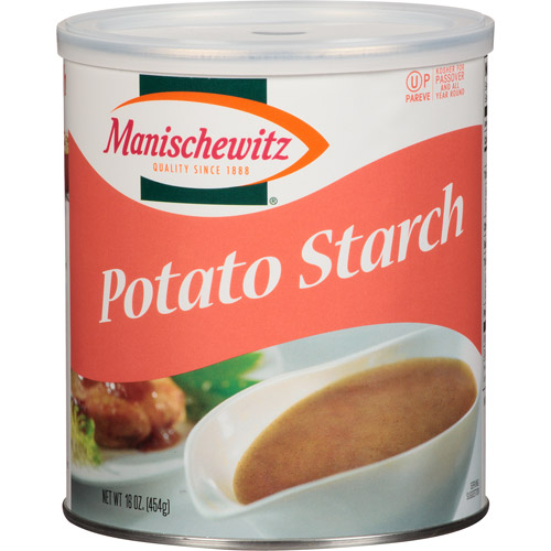 Manischewitz Potato Starch, 16 oz (Pack of, 12)