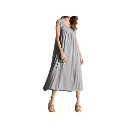 ZANZEA Maxi Dresses for Women Long Sleeveless Solid