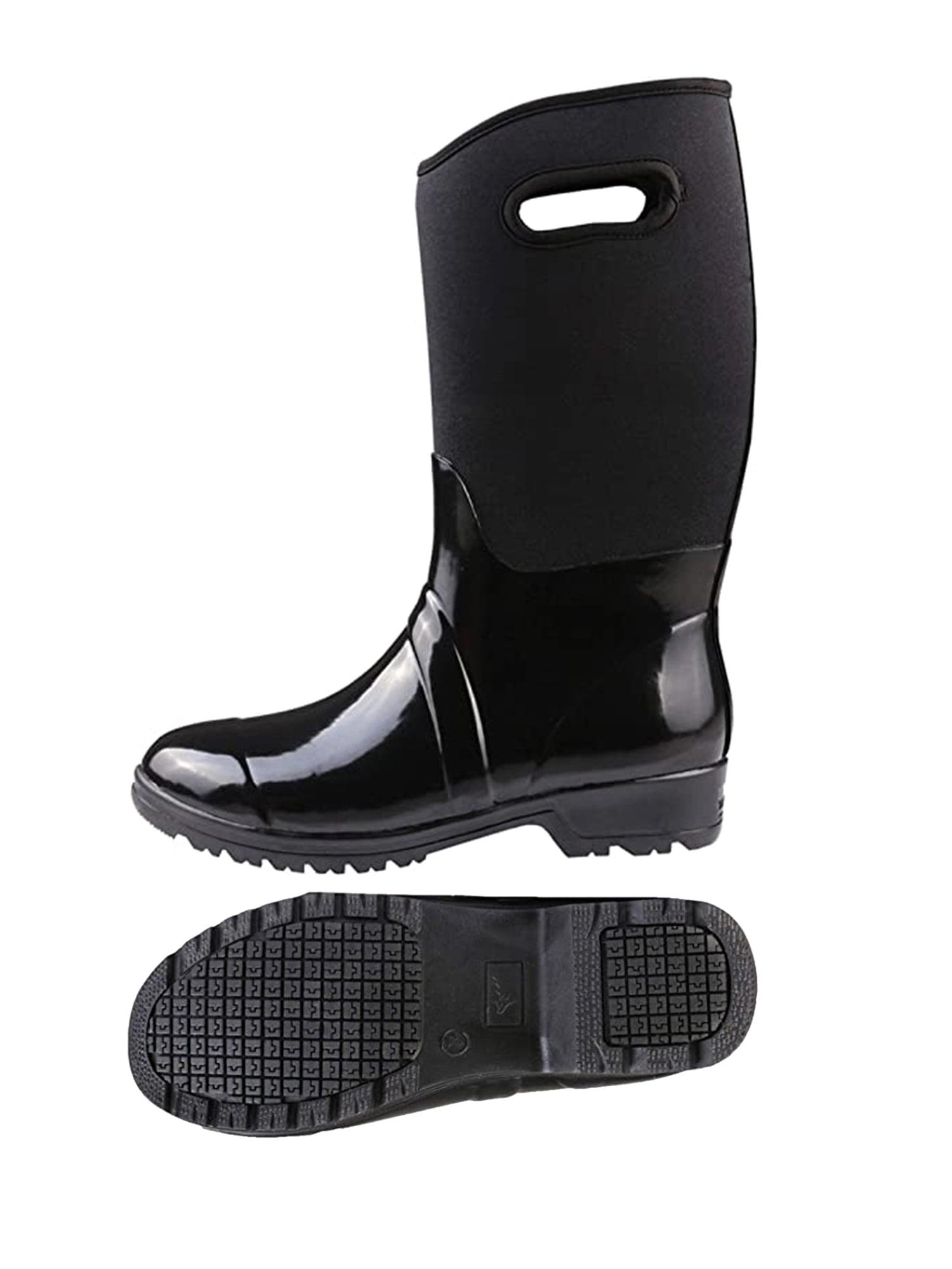 Waterproof Neoprene Women Rain Boots