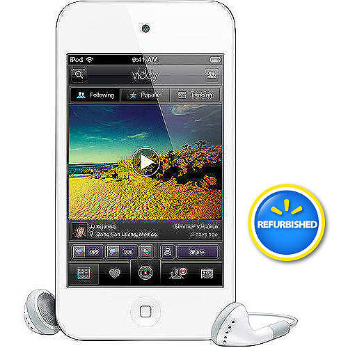 Apple iPod touch 32GB 4th Gen (Black or White ) Refurbished
