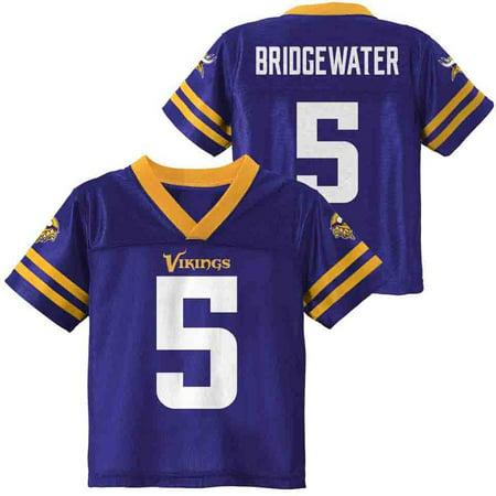 save off a19ca 182f9 NFL Minnesota Vikings Toddler Teddy Bridgewater Jersey