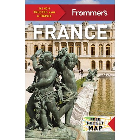 Frommer's France: 9781628873986 (Bescherelle Complete Guide To Conjugating 12000 French Verbs)