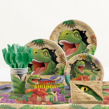 Dinosaur Birthday Party Supplies Kit](Party City 30 Birthday)