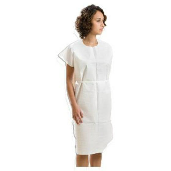 Graham Medical Exam Gown, Tpt, 30\