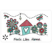 Feels Like Home Walmart eGift Card