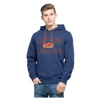 Cleveland Cavaliers '47 Cross Check Pullover Hoodie - Royal