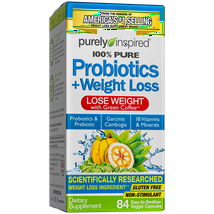 Vitamins & Supplements: Purely Inspired Probiotics
