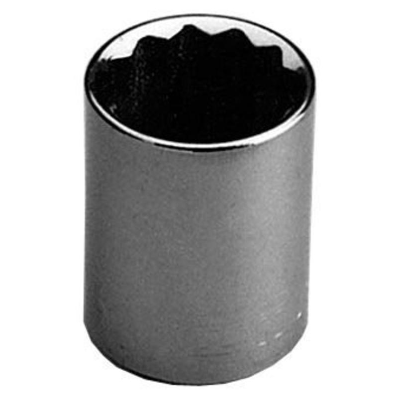 12 mm 3/8 Drive Standard Socket [Misc.]