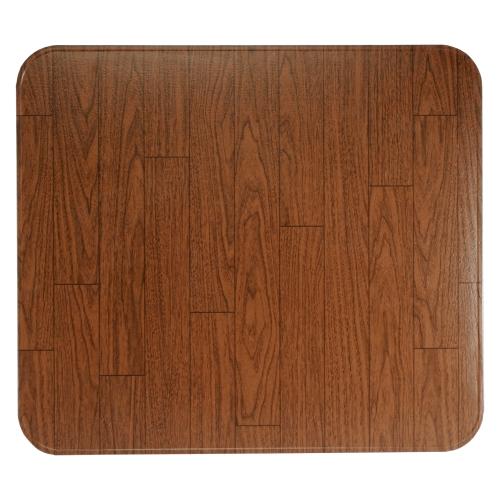 "HY-C UL1618 Type 2 - Wood Grain Stove Board - 36"" x 36"""