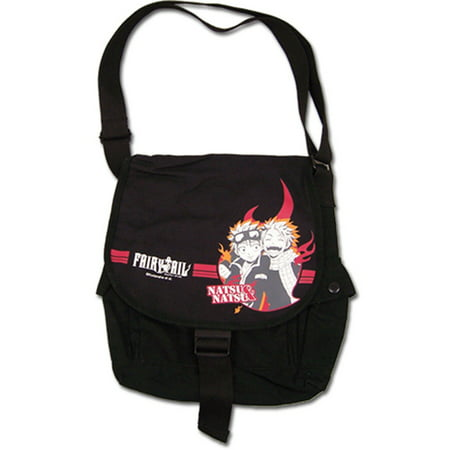 Fairy Tail Bag (Fairy Tail Natsu & Natsu Anime Messenger)
