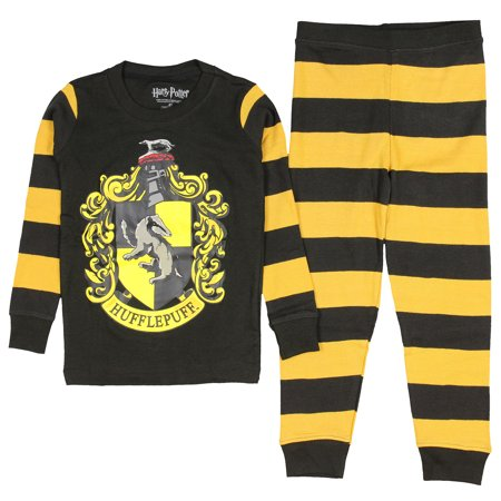 54857f5d Intimo - Harry Potter Pajamas Toddlers Kids Boys and Girls House Crest  Striped- Gryffindor, Ravenclaw, Hufflepuff, Slytherin - Walmart.com