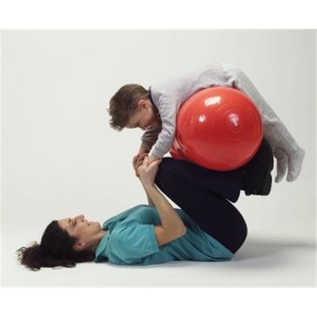 Physiotherapy Physio Roll 40 Ball in Red