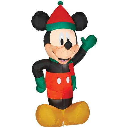 Mickey Holiday Air blown Halloween Decoration