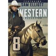 8-Movie Western Collection Featuring Sam Elliott by