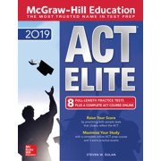 McGraw-Hill ACT Elite 2019 (Paperback)