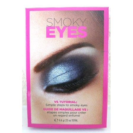Victoria's Secret Smoky Eyes Eye Shadow Palette+Gel Liner in Black
