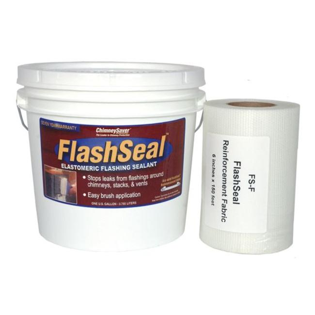 Lindemann 750106 flash Seal-Blanc 1 gallon - image 1 de 1