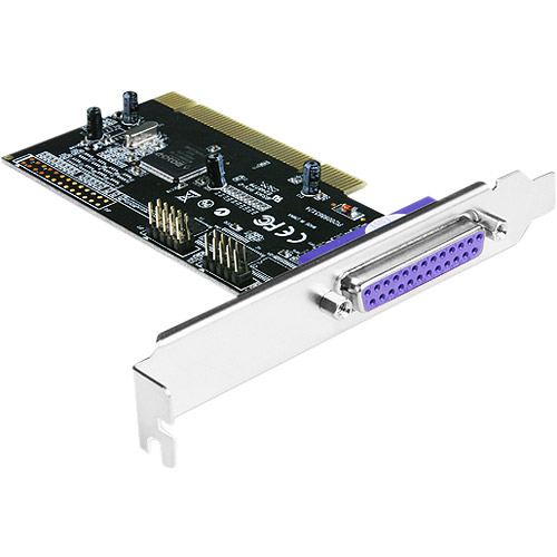 Vantec 2+1 Serial and Parallel PCI Host Card