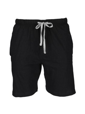 5be28c2835122 Product Image Men s Big and Tall Knit Sleep Shorts