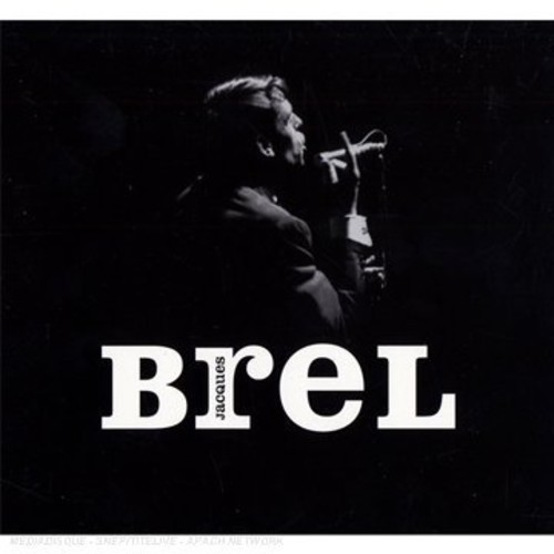 Jacques Brel His First Recordings [CD] by