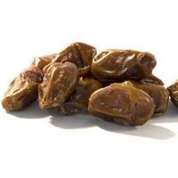 Bulk Dried Fruit Dates Pitted Deglet 15 Lb (Pack of 1)