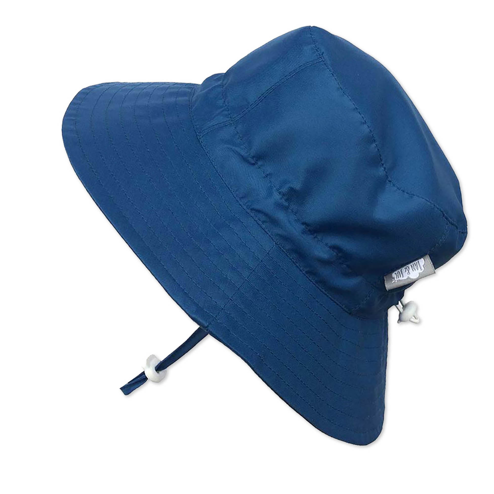 Happy Cherry Baby Bucket Hat Soft Cotton Sun Protection Fishman Cap with Chin Strap