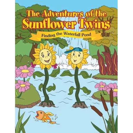 The Adventure of the Sunflower Twins in Finding the Waterfall Pond by Mora, Ozzy - Halloween City Twin Falls