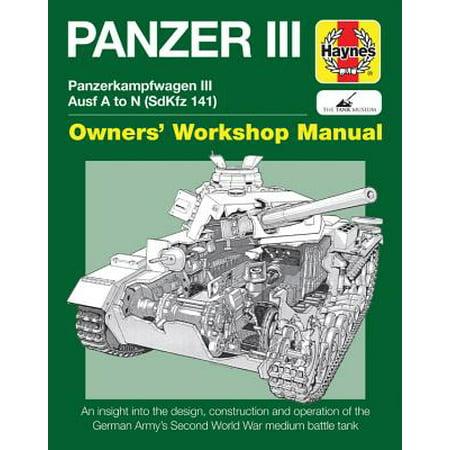 Panzer III : Panzerkampfwagen III Ausf. A to N (SdKfz