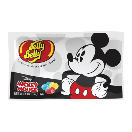 Jelly Belly Mickey Mouse Jelly Beans 1 oz Bag (Each) - Party Supplies - Mickey Mouse Ideas For Birthday Party