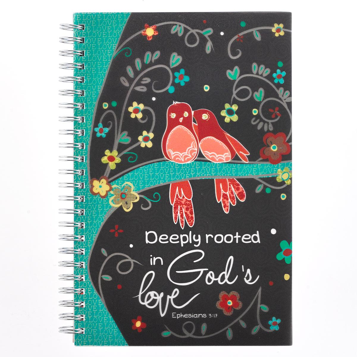 Deeply Rooted in God's Love: Ephesians 3:17 (Hardcover)