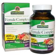 Female Complex, Herbal Combination, 800 mg, 90 Vegetarian Capsules