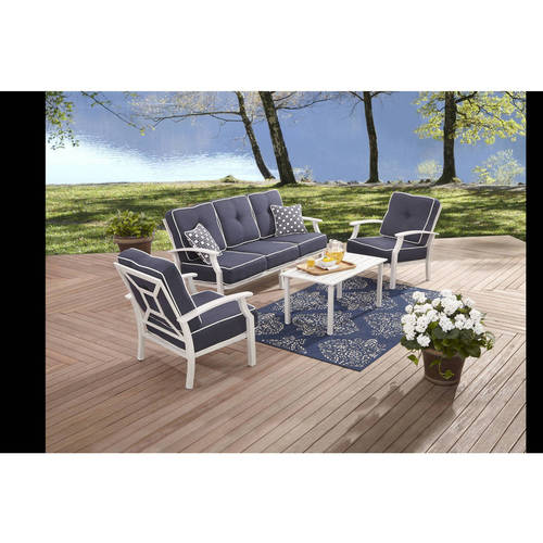 Better Homes and Garden Carter Hills Outdoor Conversation Set, Seats 5 by Hangzhou Boju Garden Products