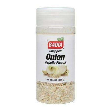 Badia Chopped Onion  5 5 Oz
