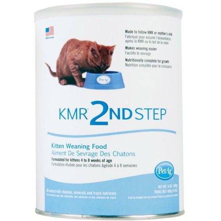 Pet Ag 2nd Step Kitten Weaning Food, 14 oz ()