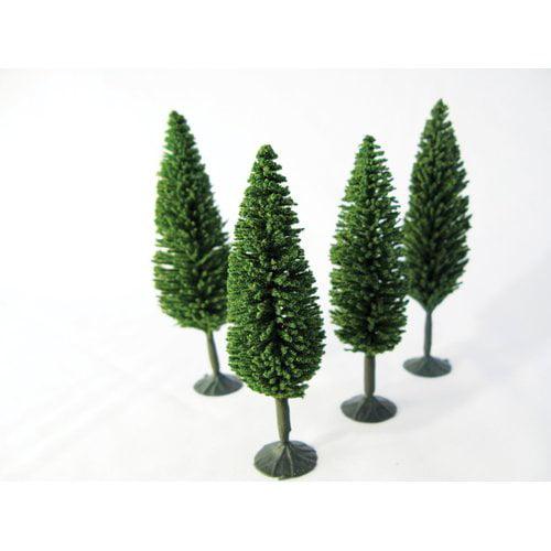 "SCP Poplar Tree, 3.5"" To 4"", 4/pkg"