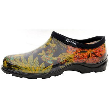 Sloggers Women's Sloggers Waterproof Rain Shoes - Walmart.com