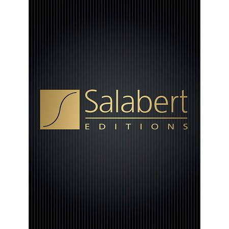 Editions Salabert Masque continu incidental II (1961) (2 flutes) Woodwind Ensemble Series Composed by Toru Takemitsu (Flute Ensemble Pieces)