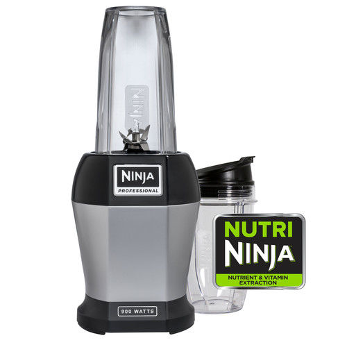 Nutri Ninja Nutrient Extraction Single Serve Blender (BL450)