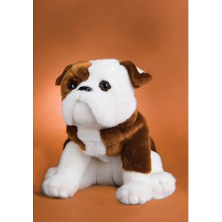 "Hardy the Bulldog - 16"" by Douglas - 2020"