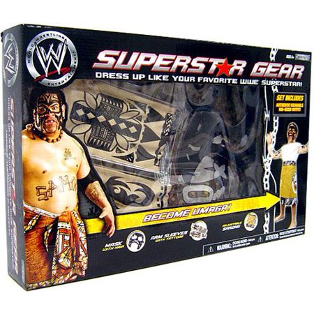WWE Wrestling Superstar Gear Umaga Roleplay Gear](Wrestling Halloween)