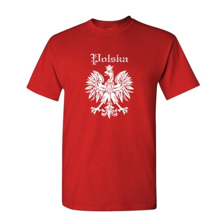 POLSKA EAGLE - poland polish retro hipster - Cotton Unisex (Retro Hipster)