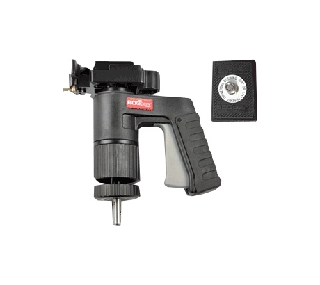 BOGgear Professional Camera Adapter w/ Dual Lock System, .375in Bushing
