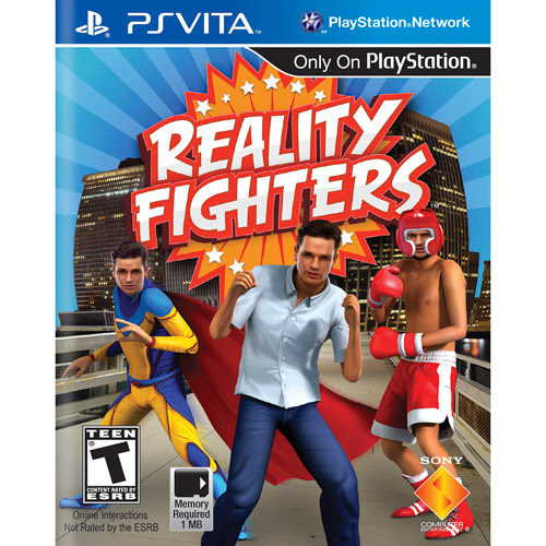 Reality Fighter (PS Vita)